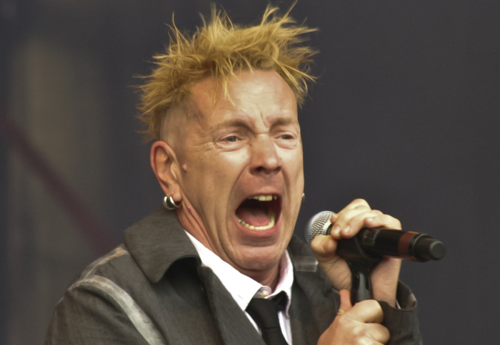 John Lydon «Johnny Rotten». Fotografía: Shell Smith (CC).