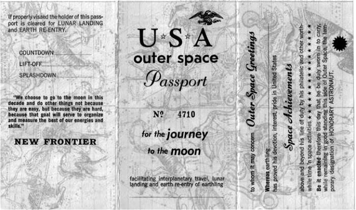 Pasaporte de Celestia. Imagen: DP.