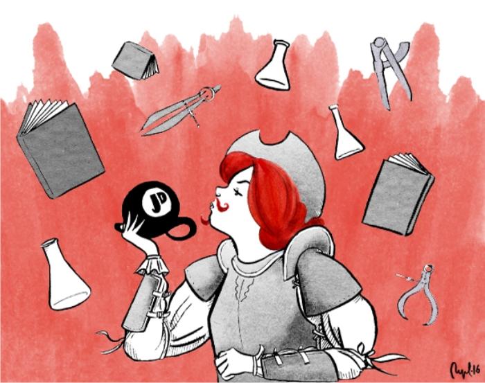 Ilustración de Raquel GU.
