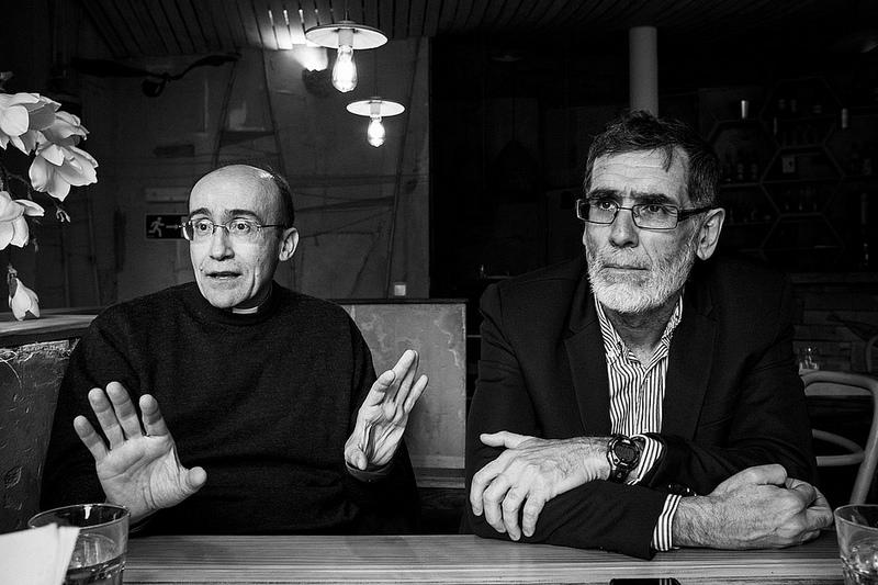 Javier María Prades López y Juan José Gómez Cadenas para JD 4