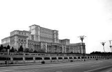 El bulevar de la Victoria del derrotado Ceaucescu