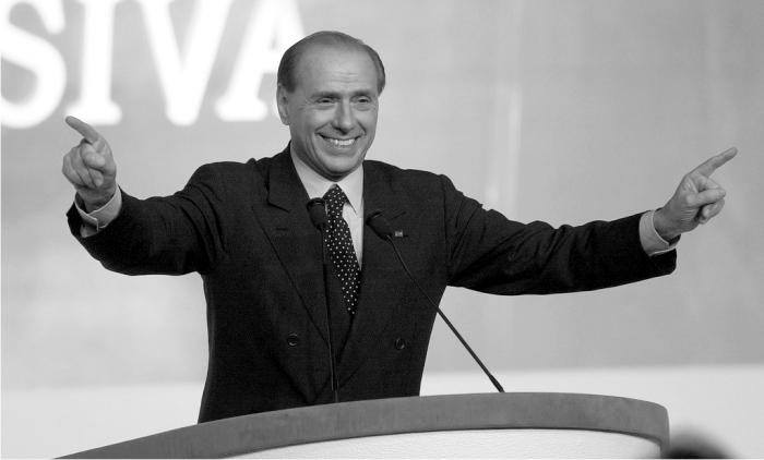 Silvio Berlusconi. Foto: alessio85 (CC)