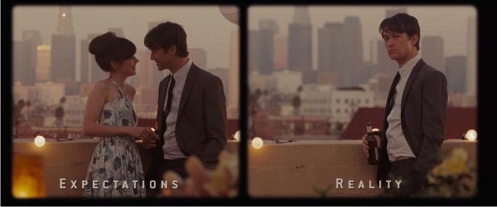 (500) días juntos. Imagen: Fox Searchlight Pictures.