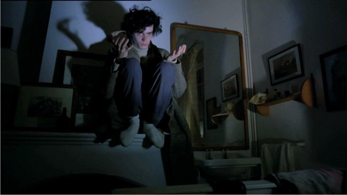 Will More en Arrebato, una de vampiros. Imagen: N.A.P.C.