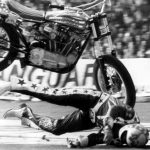 Evel Knievel, el sueño americano era esto
