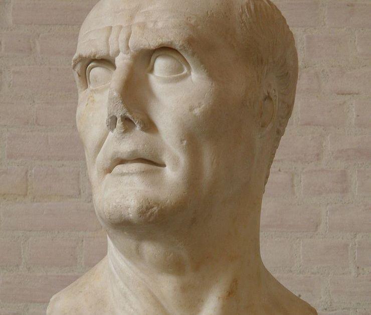 Busto de Cayo Mario, autor desconocido, siglo II a.C. Fotografía: Carole Raddato (CC).