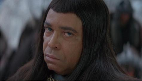 Conan el bárbaro, imagen de Dino de Laurentiis.