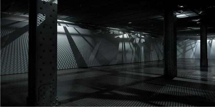 Kinematope, de Pablo Valbuena, en el Espacio Fundación Telefónica.
