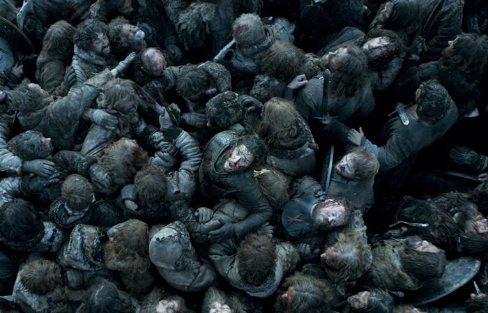 Cuando vas a un concierto de Slayer. Fotografía: HBO.