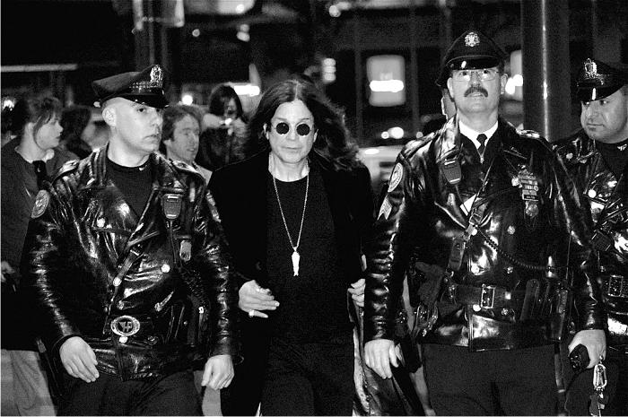 Ozzy Osbourne. Fotografía: Kevin Burkett (CC).