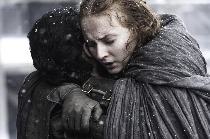 Cuando algo te recuerda a La guerra de las galaxias. Fotografía: HBO.
