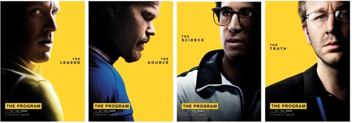 The Program (El ídolo). Imagen: Working Title Films.