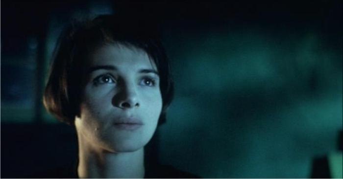 Juliette Binoche en Azul, sinfonía de lo perdido. Imagen: CAB Productions.