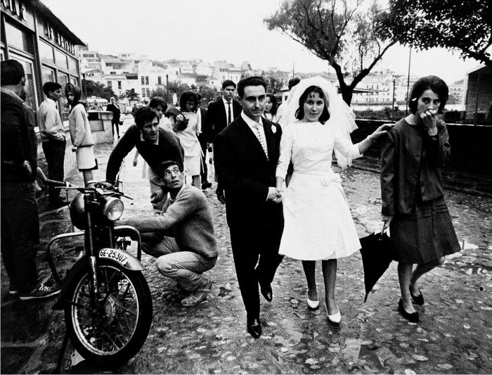 Xavier Miserachs, Boda en Cadaqués, 1965. Cortesía de herederas de Xavier Miserachs.