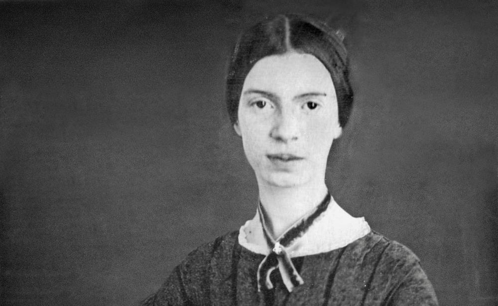 Emily Dickinson ca. 1846. Fotografía: DP.