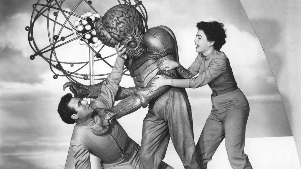 Regreso a la Tierra, 1955. Imagen: Universal International Pictures.