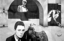 Albert Camus, por Eduardo Pola. (DP)