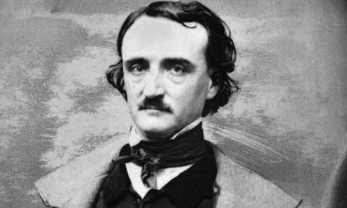 Edgar Allan Poe. Fotografía: DP.