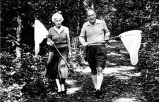 Vladimir y Vera Nabokov. Foto: Cordon.