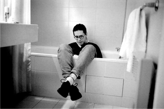 César Aira. Imagen cortesía de Random House.
