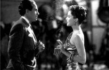 Warren Beatty y Annette Bening como Bugsy Siegel y Virginia Hill en la película Bugsy. Imagen: TriStar Pictures