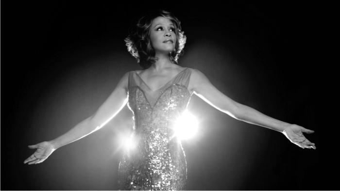 Whitney Houston. Imagen: RCA.