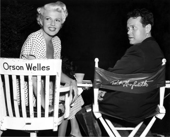 Rita Hayworth y Orson Welles. Foto: Corbis.
