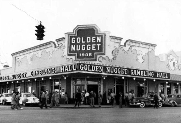 Las Vegas, 1946. Foto: DP.