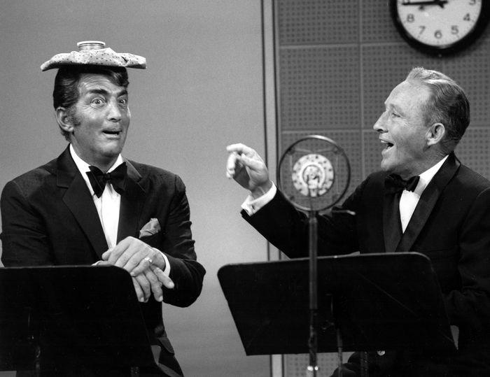 DEAN MARTIN SHOW, Dean Martin, Bing Crosby, 1965-1974, 1969 episode