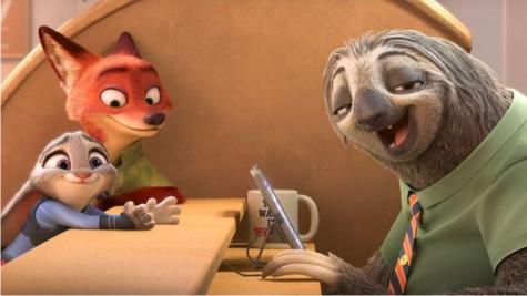 Imagen de Walt Disney Animation Studios.