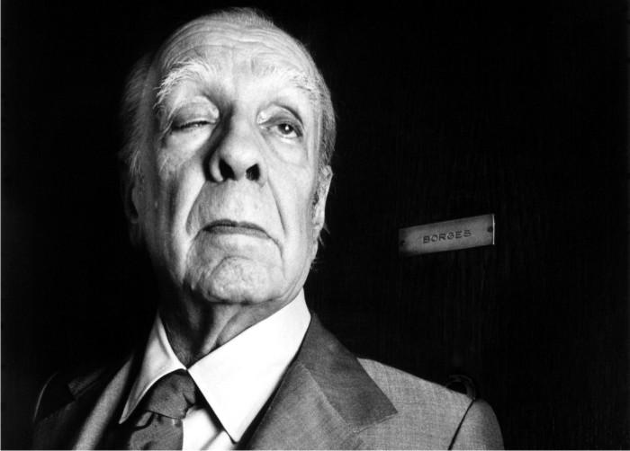 Jorge Luis Borges. Fotografía: Corbis