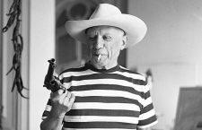 El día que Gary Cooper enseñó a Picasso a disparar