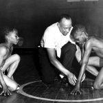 Jesse Owens pasaba por allí