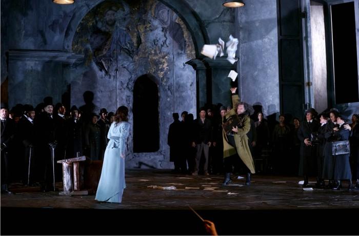 Foto: Javier del Real / cortesía de Teatro Real.