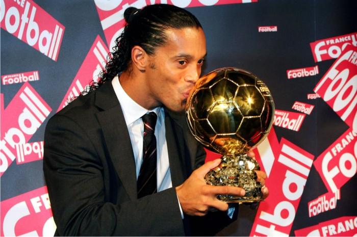 Ronaldinho. Foto: Cordon.