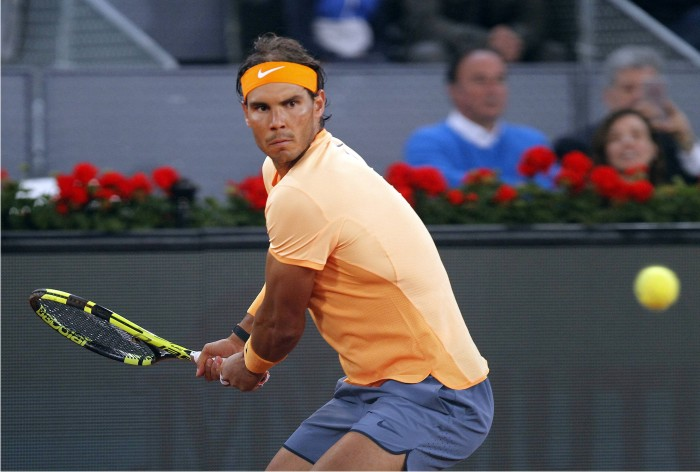 Rafael Nadal. Foto: Cordon.