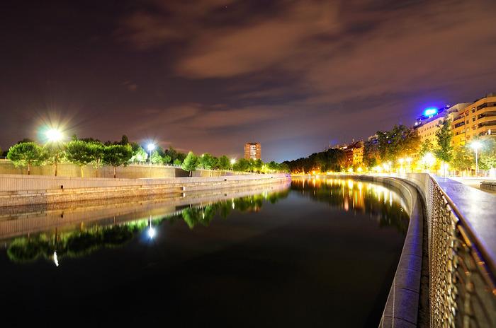 Madrid Río. Fotografía: DP.