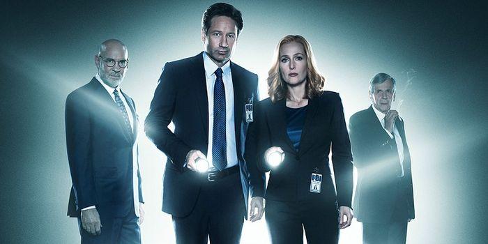 Expediente X Temporada 10: Necesitamos el dinero. Imagen: 20th Century Fox Television.