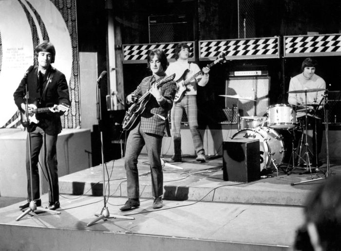 The Kinks, Dec 65