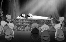 Los muertos de Disney