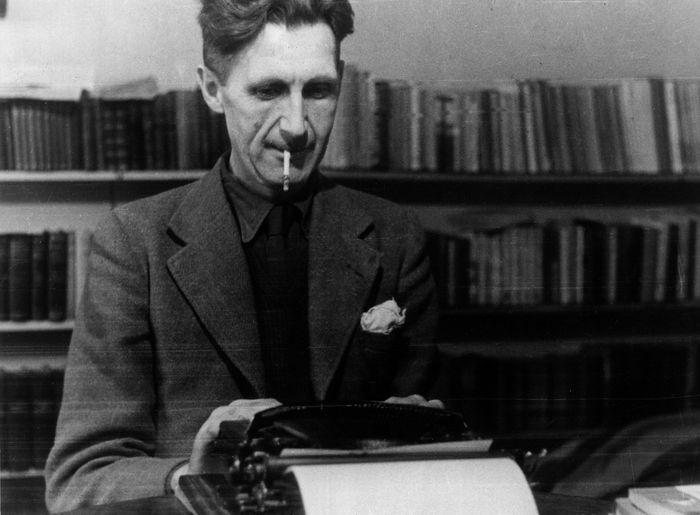 Imagen cortesía de Orwell Archive / UCL.
