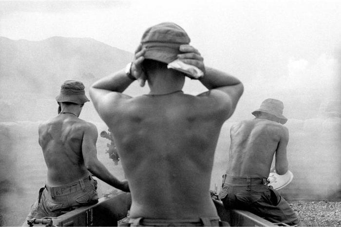 Fotografía: Tim Page / Australian War Memorial.