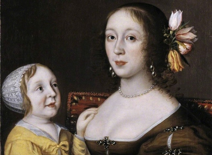 Jackson, Gilbert; A Lady of the Grenville Family and her Son; Tate; http://www.artuk.org/artworks/a-lady-of-the-grenville-family-and-her-son-199478