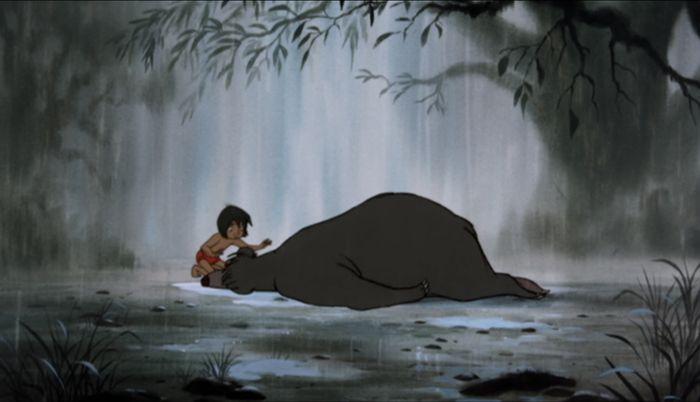 El libro de la selva, 1967. Walt Disney Pictures.