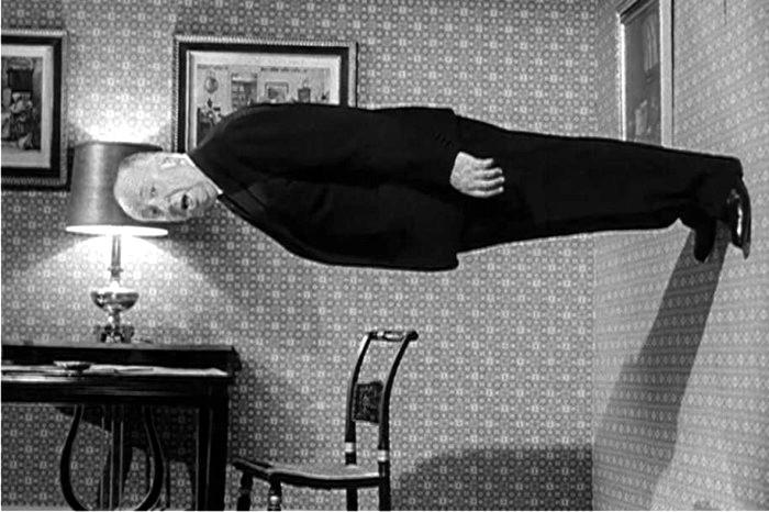 Alfred Hitchcock presenta, imagen de CBS.
