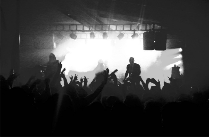 Actuación de Mayhem en 2013. Foto: Emerson Posadas (CC)