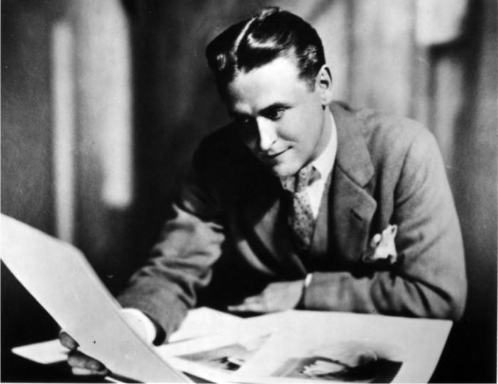 Francis Scott Fitzgerald. Foto: Biblioteca del Congreso de los Estados Unidos (DP)