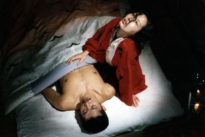 l'empire des sens 1976 real Nagisa Oshima Tatsuya Fuji Eiko Matsuda ©ARGOS FILM