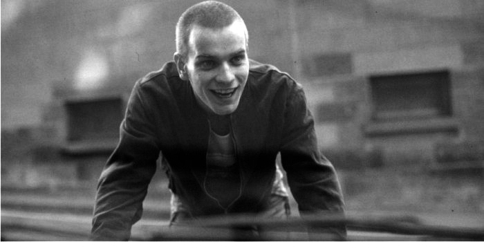 Escena de Trainspotting. Imagen: Channel Four Films.