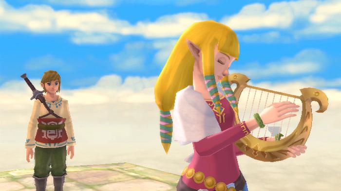 The Legend of Zelda Skyward Sword 30
